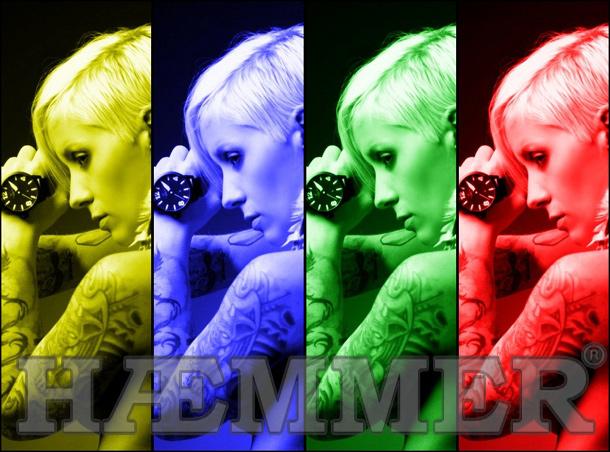 Haemmer (ヘンマー) 腕時計