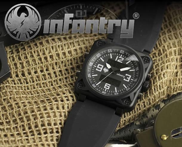 INFANTRY/インファントリー 腕時計