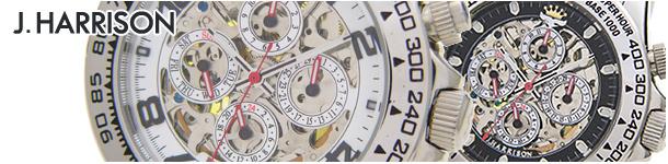 J.HARRISON(ジョンハリソン) 腕時計