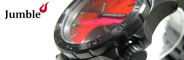 Jumble(ジャンブル) 腕時計