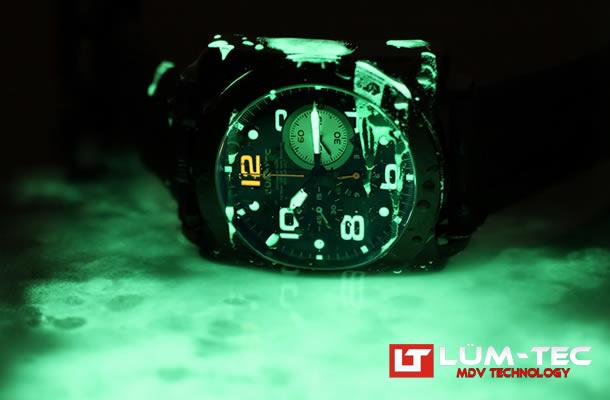 LUM-TEC(ルミテック) 腕時計