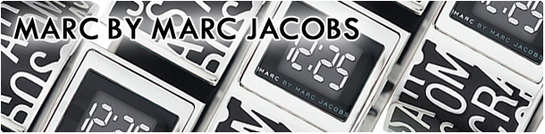 MARC BY MARC JACOBS(マークバイマークジェイコブス) 腕時計