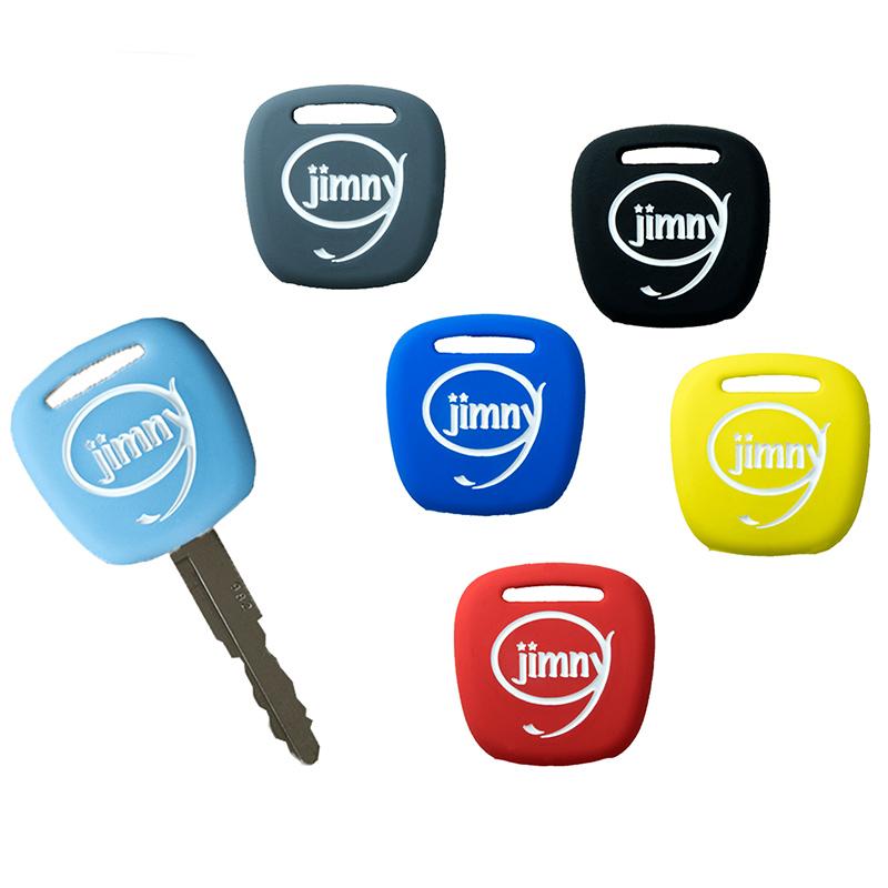 グーニーズワンオリジナルロゴ Jimny JB23 シリコンキーケース