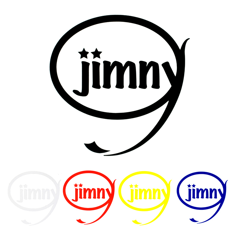 Jimnyロゴステッカー
