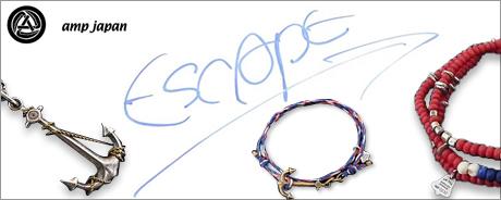 amp japan(����ץ���ѥ�)escape
