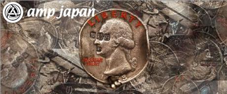 amp japan(����ץ���ѥ�)LIBERTY -IN GOD WE TRUST-���쥯�����
