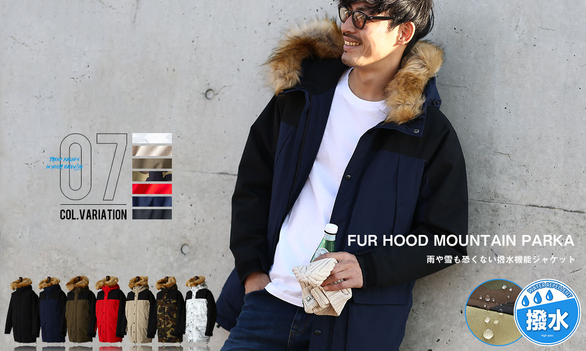 Fur Mountain Parka