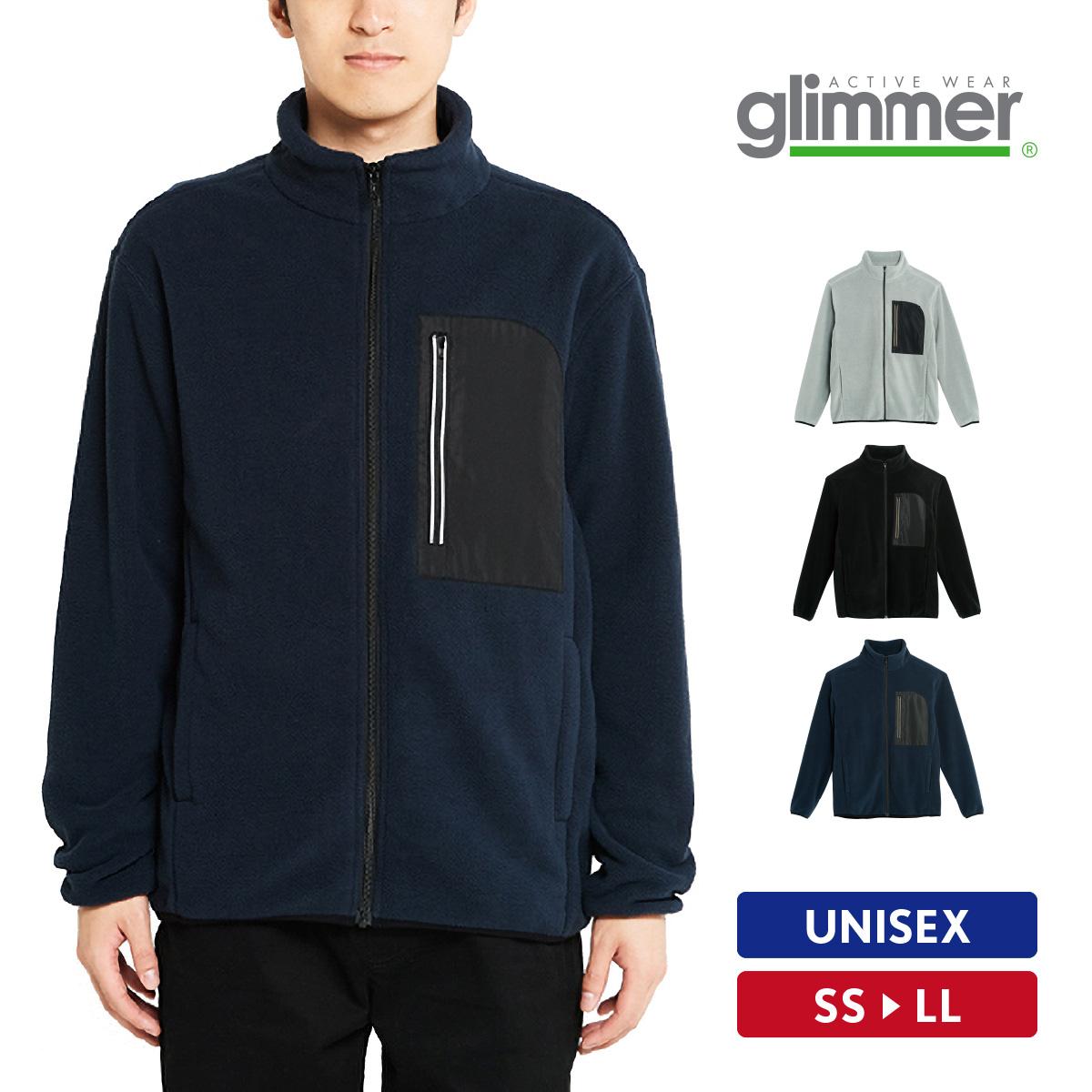 リフレクフリースジャケット