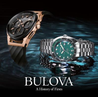 *ブローバ(BULOVA) 時計 徹底解説!欲しいけどあと一歩が踏み出せないあなたへ