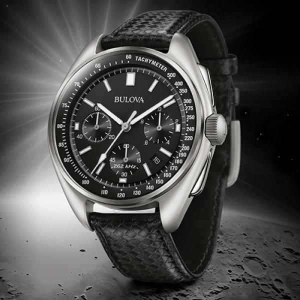 【無金利ローン可】 ブローバ [BULOVA] ムーンウォッチ [MOON WATCH] 96B251 クオーツ メンズ 腕時計 時計