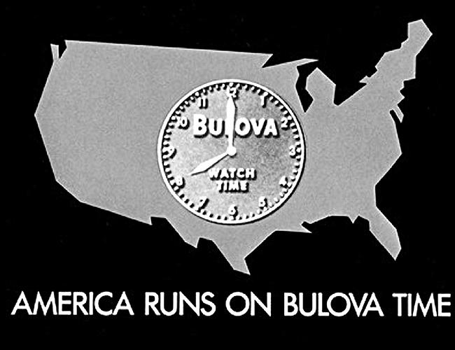 時計初のテレビコマーシャル