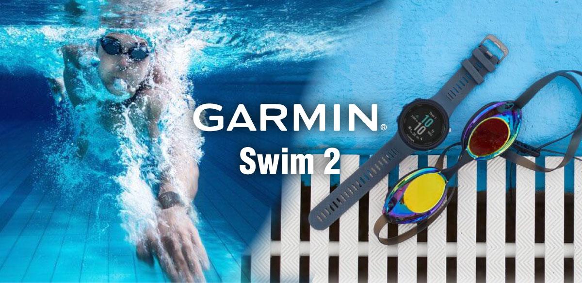「GARMIN Swim2」徹底解説!