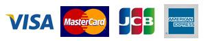 決済可能クレジットカード
