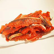 鮭トバチップ 500g