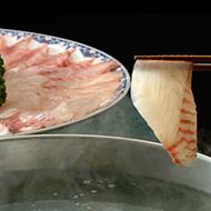 鯛しゃぶ鍋セット(4-5人前)