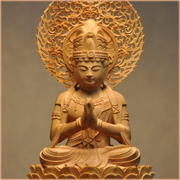 木雕佛像朱雀好胜和夏天同情礼品
