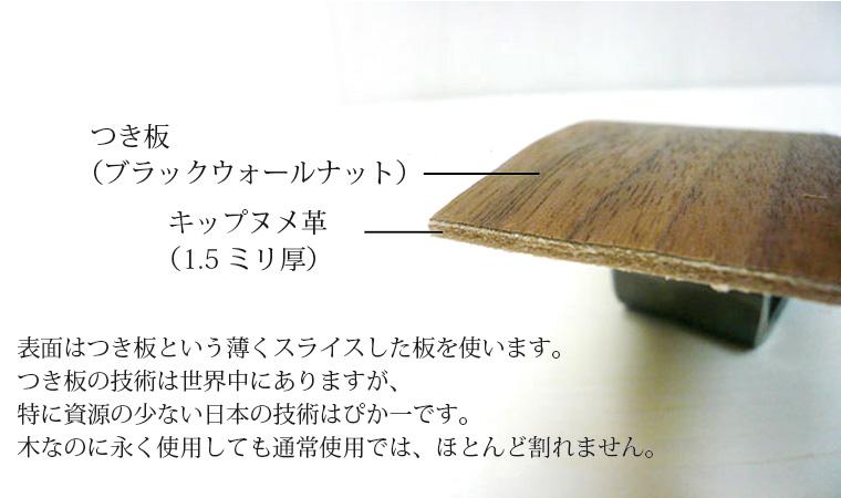 つき板について1