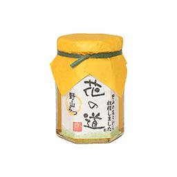 国産蜂蜜 花の道 野山みつ 140g