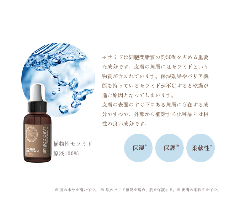 植物性セラミド 原液100%