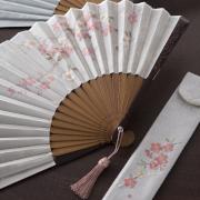 御中元や暑中見舞いに。扇子の贈り物「清良(きよら)」