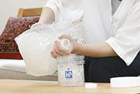 【送料無料 あす楽】消臭ビーズ 詰め替え用 4.0kg