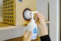 【送料無料 あす楽】除菌消臭ミスト詰め替え用5L 空容器セット
