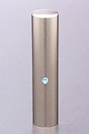 ジュエルズチタン アクアマリン 60x13.5mm