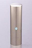 ジュエルズチタン アクアマリン 60x16.5mm
