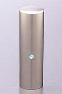ジュエルズチタン アクアマリン 60x18.0mm