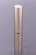 ジュエルズチタン+ ブラックダイヤ【カラーケース付】 60x10.5mm