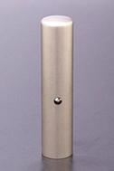 ジュエルズチタン+ ブラックダイヤ【カラーケース付】 60x13.5mm