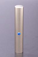ジュエルズチタン カプリブルー 60x10.5mm