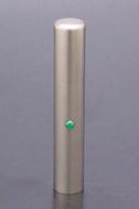 ジュエルズチタン+ エメラルド【カラーケース付】 60x10.5mm