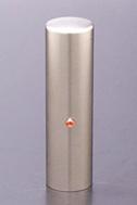 ジュエルズチタン ガーネット 60x16.5mm
