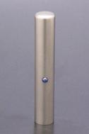 ジュエルズチタン+ ブルーサファイヤ【カラーケース付】 60x10.5mm