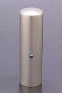 ジュエルズチタン+ ブルーサファイヤ【カラーケース付】 60x18.0mm