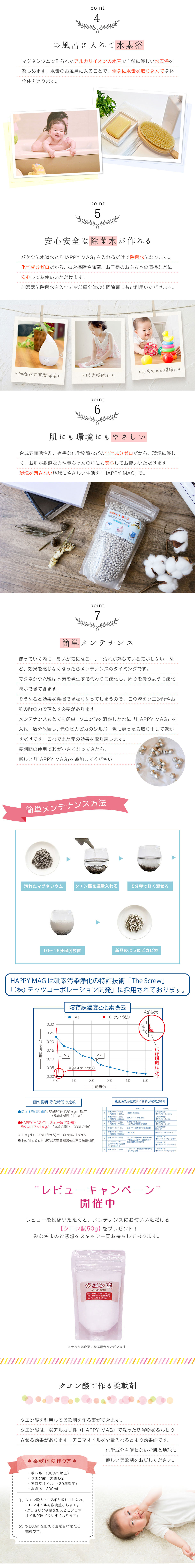 マグネシウム粒 洗濯 掃除 除菌用 水素風呂