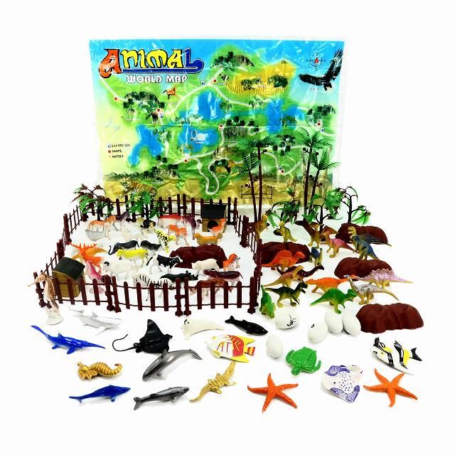 ミニチュア,動物,恐竜,マスコット,フィギュア,ジオラマ,動物園,癒し,ティラノサウルス,ライオン,犬,ディスプレイ,置物