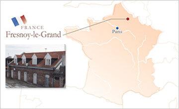 ル・クルーゼの歴史|写真01