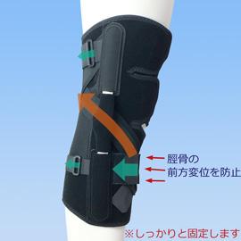 ニーケアー前十字靭帯損傷外側