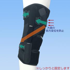 ニーケアー後十字靭帯損傷外側