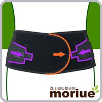 スポーツ用腰痛ベルト/バックレスキューベルトソフト