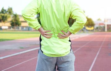 アスリートの腰痛の原因