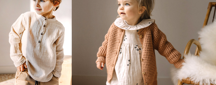 スペイン・バルセロナの子供服ブランドbuho(ブーオ)