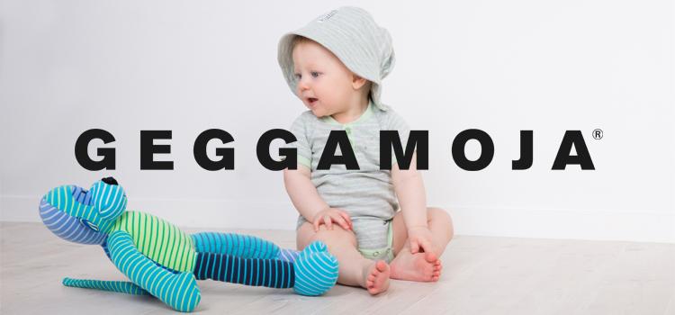 オーガニックコットンブランドのGEGGAMOJA(ゲガモヤ)