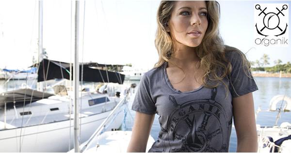 ハワイのオーガニックコットンブランドOrganik Clothing