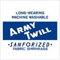 ARMY TWILL
