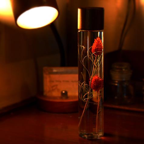 ハーバリウム(浮游花/フユカ)夜間のイメージ01