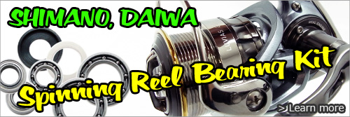 SPINNING REEL BEARING KIT