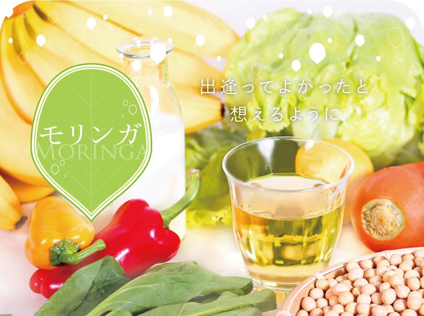 モリンガ茶80包1000円